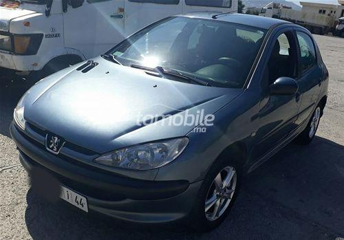 peugeot 206 occasion 2007 diesel 115000km t touan 37774. Black Bedroom Furniture Sets. Home Design Ideas