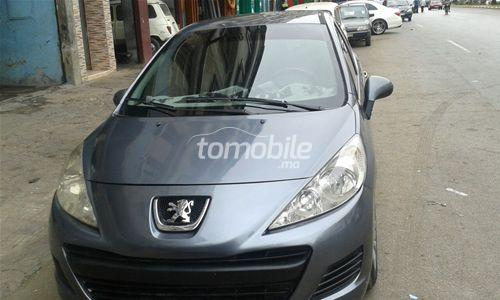 peugeot 207 diesel 2009 occasion 56000km casablanca 37750. Black Bedroom Furniture Sets. Home Design Ideas