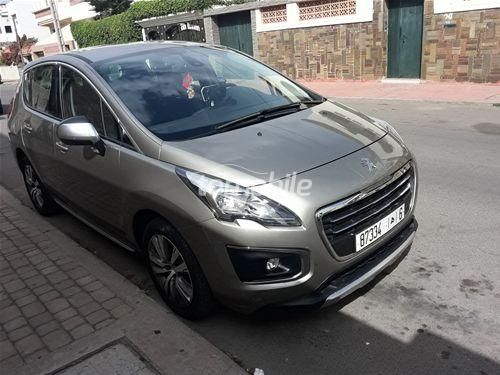peugeot 3008 diesel 3008 occasion 17200km casablanca. Black Bedroom Furniture Sets. Home Design Ideas