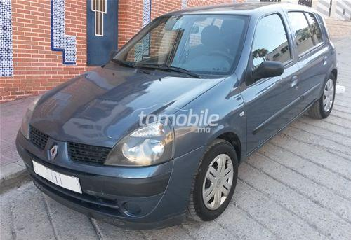 renault clio essence 2007 occasion 230000km tanger 37968. Black Bedroom Furniture Sets. Home Design Ideas