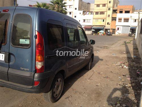 renault kangoo diesel 2008 occasion 200000km fquih ben saleh 38243. Black Bedroom Furniture Sets. Home Design Ideas