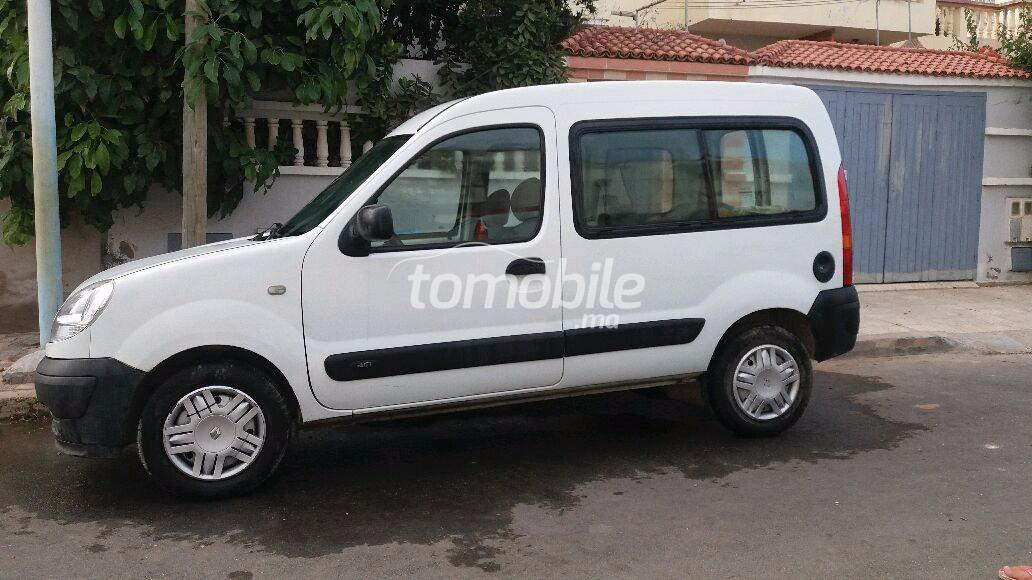 renault kangoo diesel 2011 occasion 110000km el jadida. Black Bedroom Furniture Sets. Home Design Ideas