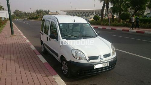 renault kangoo diesel 2011 occasion 155000km marrakech 37444. Black Bedroom Furniture Sets. Home Design Ideas
