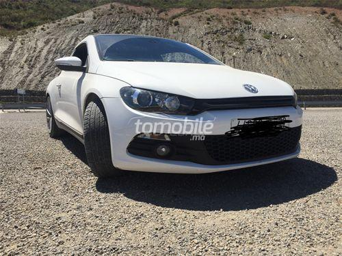 volkswagen scirocco occasion 2010 essence 119000km casablanca 37502. Black Bedroom Furniture Sets. Home Design Ideas