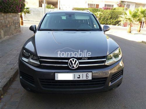 volkswagen touareg diesel 2012 occasion 175000km casablanca 37601. Black Bedroom Furniture Sets. Home Design Ideas