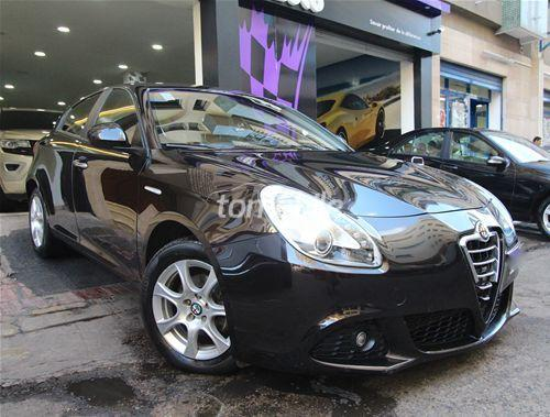 alpha romeo giulietta occasion 2012 diesel 44000km casablanca ab auto 47015. Black Bedroom Furniture Sets. Home Design Ideas