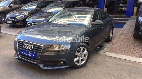 audi a4 essence 2011 occasion 130000km casablanca 45349. Black Bedroom Furniture Sets. Home Design Ideas