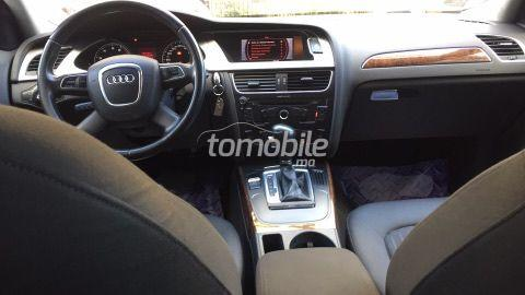 audi a4 occasion 2011 essence 130000km casablanca auto chag 45349. Black Bedroom Furniture Sets. Home Design Ideas