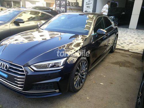 audi a5 import neuf 2017 diesel km casablanca fajrine auto 46976. Black Bedroom Furniture Sets. Home Design Ideas