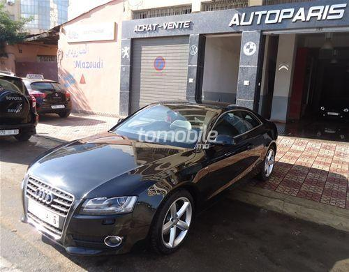 audi a5 occasion 2010 diesel 90000km casablanca auto paris 47876. Black Bedroom Furniture Sets. Home Design Ideas