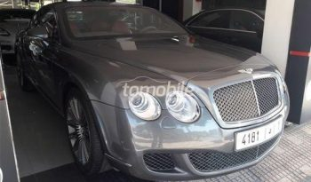 Bentley gt speed Occasion 2009 Essence 60000Km Rabat Auto Najib #49382 plein