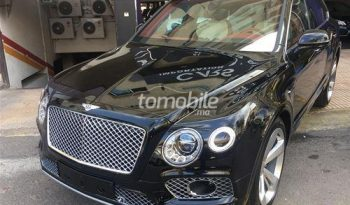 Bentley Bentayga Importé Neuf 2017 Diesel Km Casablanca Cars&Cars Maroc #42093