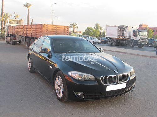bmw serie 5 diesel 2012 occasion 0km marrakech 54133. Black Bedroom Furniture Sets. Home Design Ideas