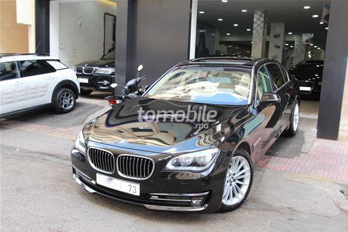 bmw serie 7 occasion 2014 diesel 97000km casablanca ab auto 46538. Black Bedroom Furniture Sets. Home Design Ideas