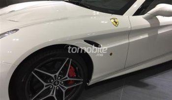 Ferrari California Importé Neuf 2017 Essence Km Casablanca Miami Auto #46897 plein