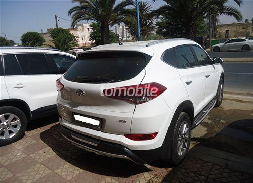 hyundai tucson diesel 2017 occasion 8000km casablanca 47788. Black Bedroom Furniture Sets. Home Design Ideas