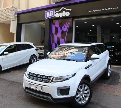 land rover range rover evoque diesel 2016 occasion 42000km casablanca 47408. Black Bedroom Furniture Sets. Home Design Ideas