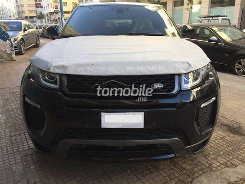 land rover range rover evoque occasion 2017 diesel km casablanca club auto 45774. Black Bedroom Furniture Sets. Home Design Ideas