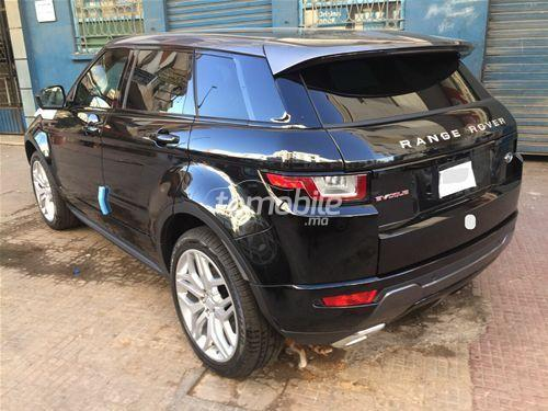 land rover range rover evoque occasion 2017 diesel km casablanca club auto 45774. Black Bedroom Furniture Sets. Home Design Ideas