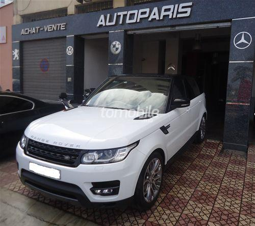 Sparklease 2017 Range Rover Supercharged: Land Rover Range Rover Occasion 2016 Diesel 38000Km