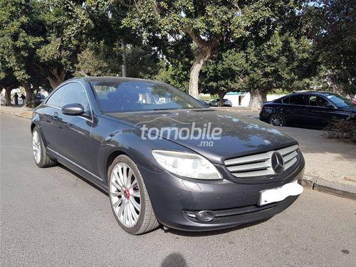 mercedes benz classe cl essence 2007 occasion 170000km casablanca 55471. Black Bedroom Furniture Sets. Home Design Ideas