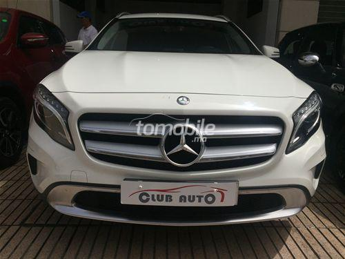 mercedes benz classe gla occasion 2015 diesel 100000km casablanca club auto 44960. Black Bedroom Furniture Sets. Home Design Ideas