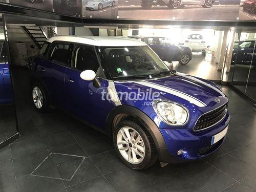 mini cooper countryman occasion 2015 diesel 0km casablanca. Black Bedroom Furniture Sets. Home Design Ideas