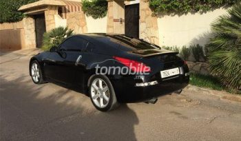 nissan 350z essence 2006 occasion 130000km agadir 55402. Black Bedroom Furniture Sets. Home Design Ideas