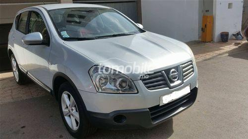nissan qashqai essence 2008 occasion 100000km casablanca 48470. Black Bedroom Furniture Sets. Home Design Ideas