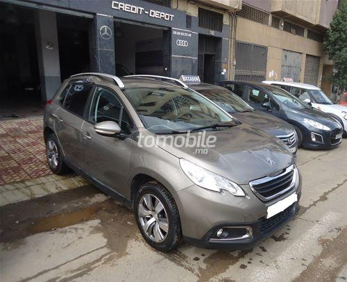 peugeot 2008 occasion 2014 diesel 50000km casablanca auto paris 47922. Black Bedroom Furniture Sets. Home Design Ideas