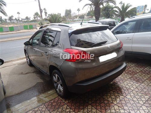 peugeot 2008 diesel 2014 occasion 50000km casablanca 47922. Black Bedroom Furniture Sets. Home Design Ideas