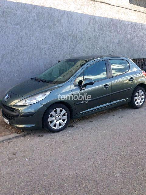 peugeot 207 essence 2009 occasion 100000km casablanca 54783. Black Bedroom Furniture Sets. Home Design Ideas