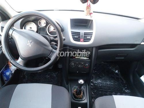 peugeot 207 diesel 2010 occasion 47000km casablanca 55130. Black Bedroom Furniture Sets. Home Design Ideas