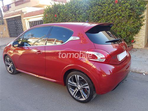 peugeot 208 occasion 2013 essence 43000km rabat auto. Black Bedroom Furniture Sets. Home Design Ideas