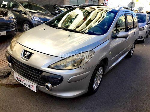 peugeot 307 occasion 2006 diesel km casablanca club auto. Black Bedroom Furniture Sets. Home Design Ideas