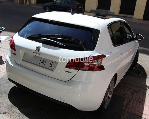 peugeot 308 occasion 2015 diesel 30000km casablanca ab auto 47170. Black Bedroom Furniture Sets. Home Design Ideas