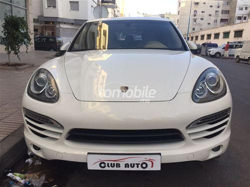 porsche cayenne occasion 2010 diesel 125000km casablanca. Black Bedroom Furniture Sets. Home Design Ideas