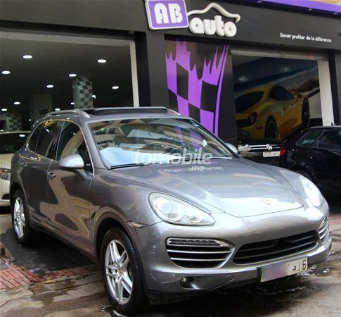 porsche cayenne occasion 2011 diesel 160000km casablanca. Black Bedroom Furniture Sets. Home Design Ideas
