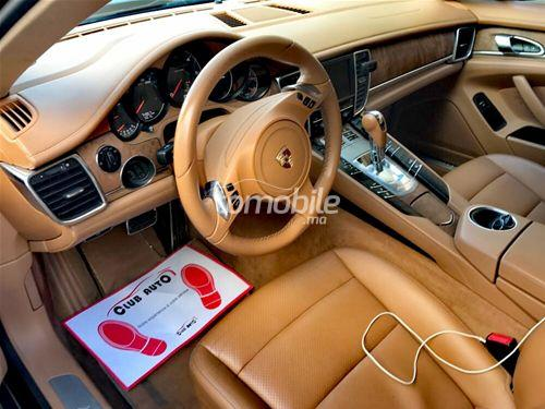 porsche panamera occasion 2013 diesel 70000km casablanca club auto 45613. Black Bedroom Furniture Sets. Home Design Ideas