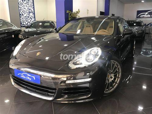 porsche panamera occasion 2015 diesel 67000km casablanca auto chag 46224. Black Bedroom Furniture Sets. Home Design Ideas