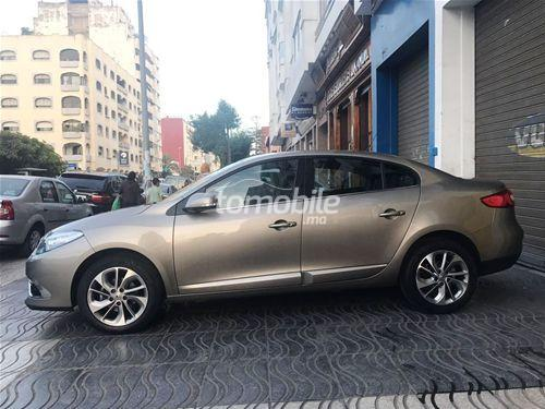 renault fluence occasion 2016 diesel 50000km casablanca auto moulay driss 44451. Black Bedroom Furniture Sets. Home Design Ideas