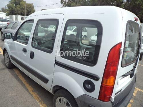 renault kangoo diesel 2011 occasion 75000km casablanca 46323. Black Bedroom Furniture Sets. Home Design Ideas