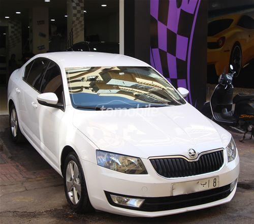 skoda octavia diesel 2015 occasion 73400km casablanca 46744. Black Bedroom Furniture Sets. Home Design Ideas