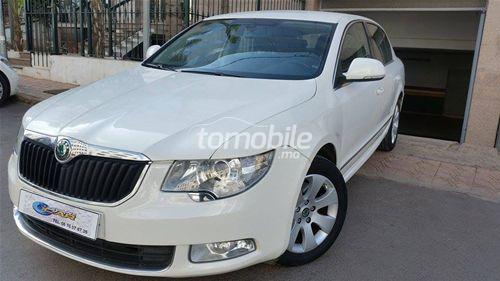 skoda superb diesel 2012 occasion 0km casablanca 53995. Black Bedroom Furniture Sets. Home Design Ideas