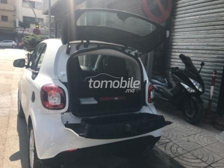 Smart  Importé Neuf 2017 Essence Km Casablanca Flash Auto #47222 full