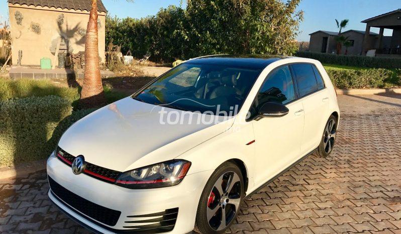 volkswagen golf import neuf essence 2015 occasion 25000km casablanca 54804. Black Bedroom Furniture Sets. Home Design Ideas