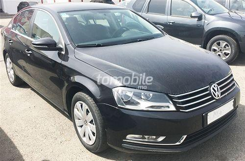 volkswagen passat diesel 2015 occasion 68600km casablanca 46341. Black Bedroom Furniture Sets. Home Design Ideas