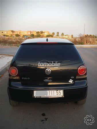 volkswagen polo occasion 2007 essence 200000km el jadida 54849. Black Bedroom Furniture Sets. Home Design Ideas