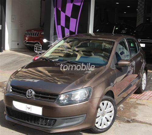 volkswagen polo essence 2012 occasion 90000km casablanca 47565. Black Bedroom Furniture Sets. Home Design Ideas