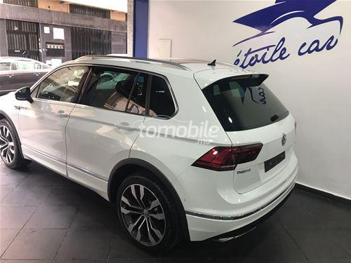 volkswagen tiguan import neuf 2017 diesel km casablanca. Black Bedroom Furniture Sets. Home Design Ideas